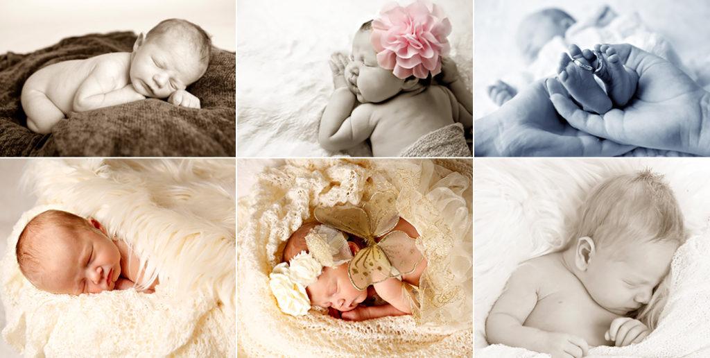 Newborn Baby Photographers in Manchester
